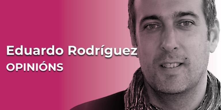 Eduardo Rodríguez, colaborador na sección OPINIÓNS de adiante.gal
