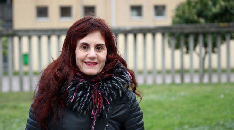 Laura Oso, profesora titular de socioloxía no Departamento de Socioloxía e Ciencias da Comunicación da Universidade da Coruña.