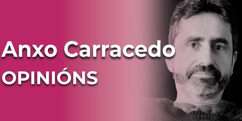 Anxo Carracedo (A Coruña, 1970)