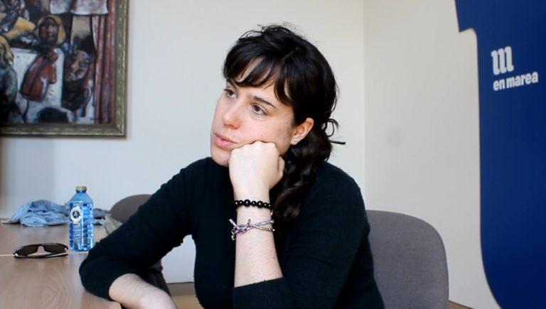 Paula Quinteiro. Vigo, 1990. Deputada por Pontevedra