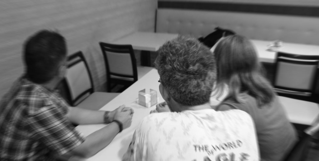 Testemuños: Alfredo, Francisco e Mercedes, entrevistados na Coruña.