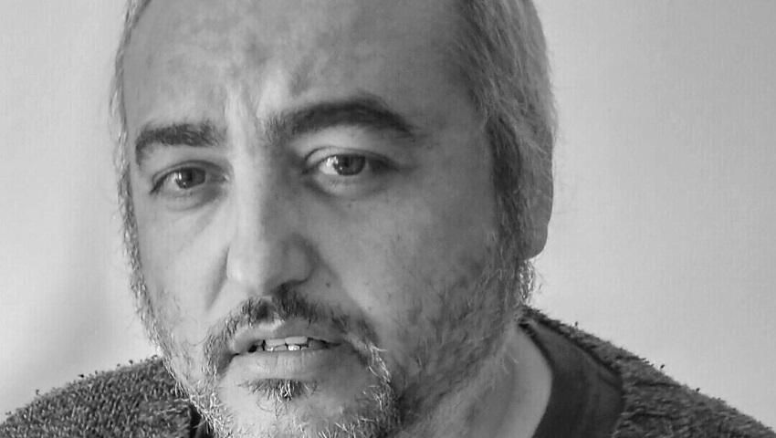 David Rodríguez. Vigo, 1975.