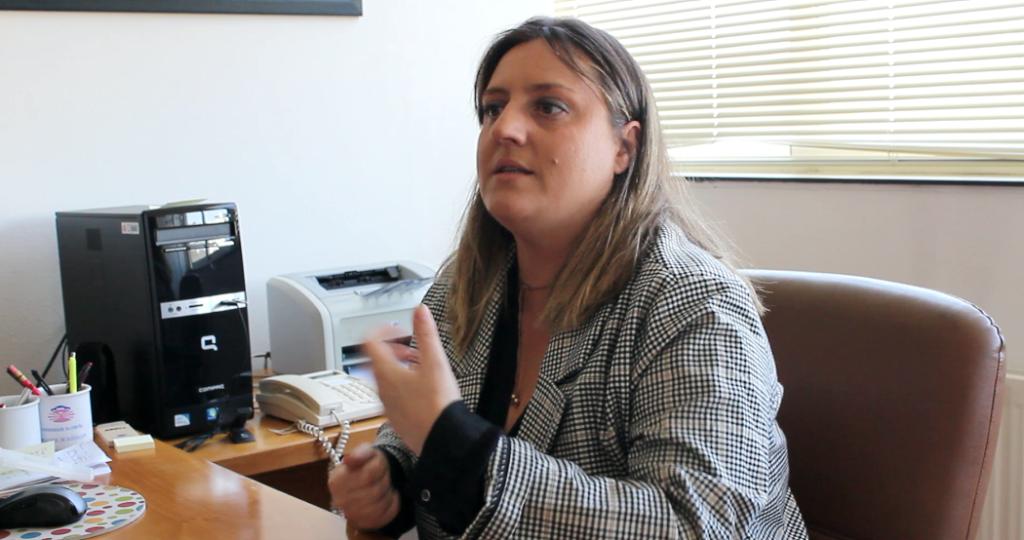 Montserrat Golías, socióloga.