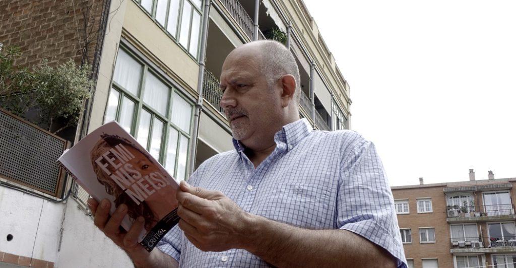 Joan Vila i Triadú. Barcelona, 1961. Xornalista.
