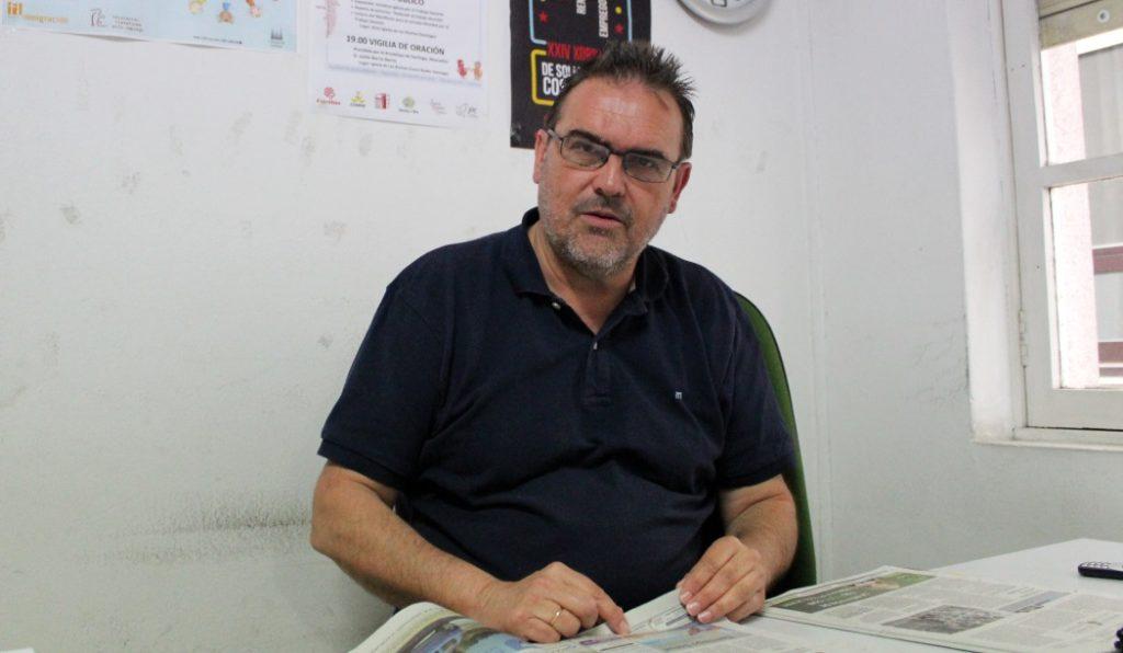 Portavoz do Foro Galego da Inmigración