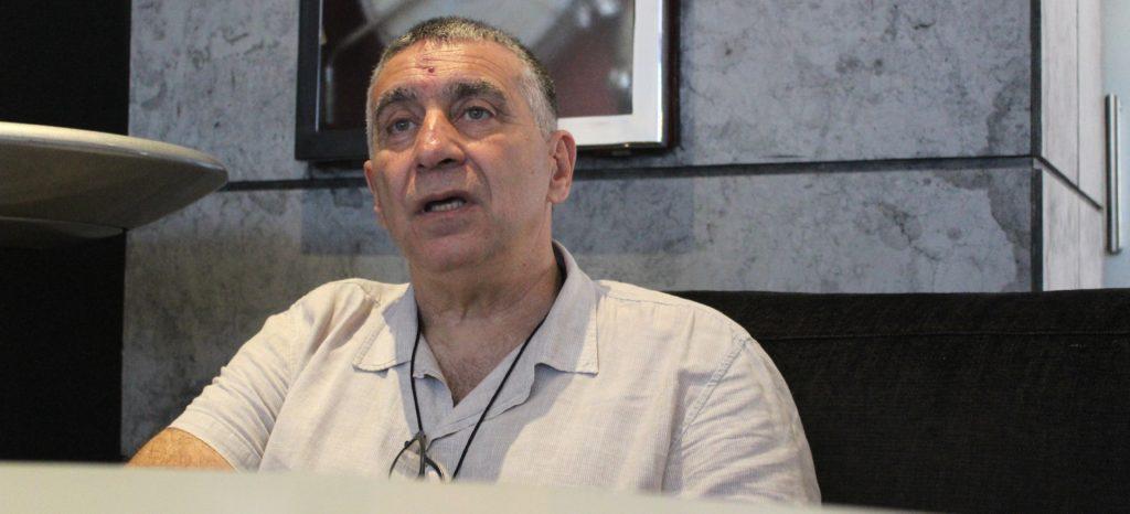 Marcos Sorrentino, conferenciante en Acampa. 2018
