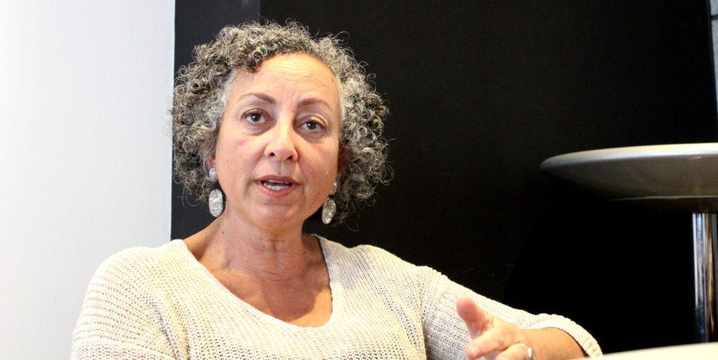 Simone Portugal, conferenciante en Acampa.