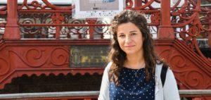 Valeria Bello. Investigadora do Instituto de Globalización, Cultura e Mobilidade da Universidade das Naciones Unidas (UNU-GCM).