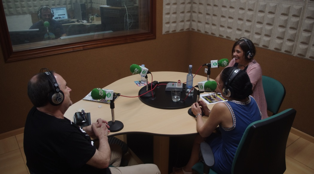 Radio, xornalismo, Negreira