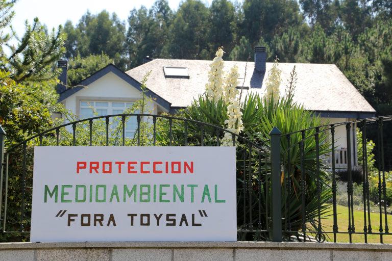 medio ambiente, Toysal, Teo, Casalonga, residuos