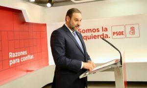 Andalucía, PSOE