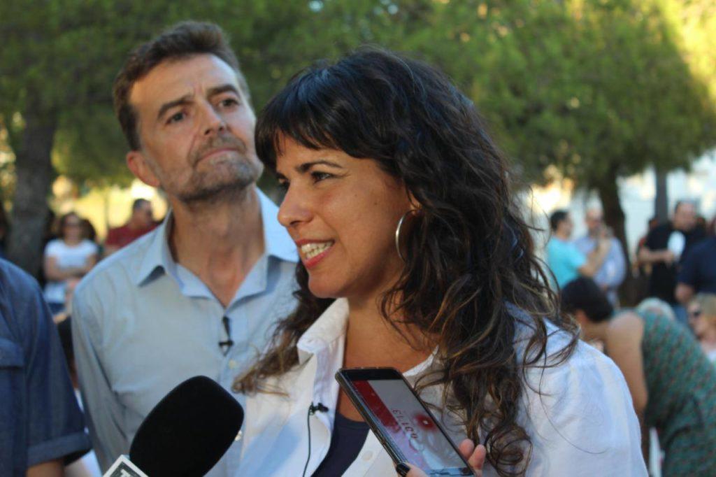 Andalucía, Podemos, IU
