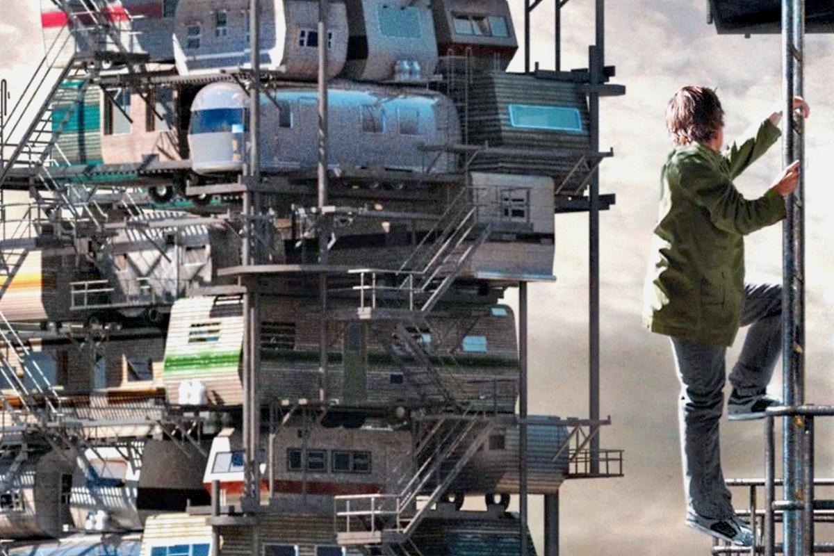 mercado inmobiliario, vivenda, ciencia ficción