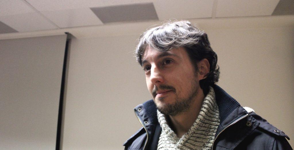 Marcos Abalde, mestre, poeta e dramaturgo.